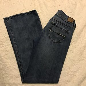 Forever 21 XX1 blue jeans